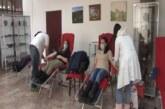 Prva ovogodišnja akcija dobrovoljnog davanja krvi u Brusu