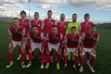 Fudbaleri Napretka u Antalijiporaženi od poljskog Stal Mjeleca