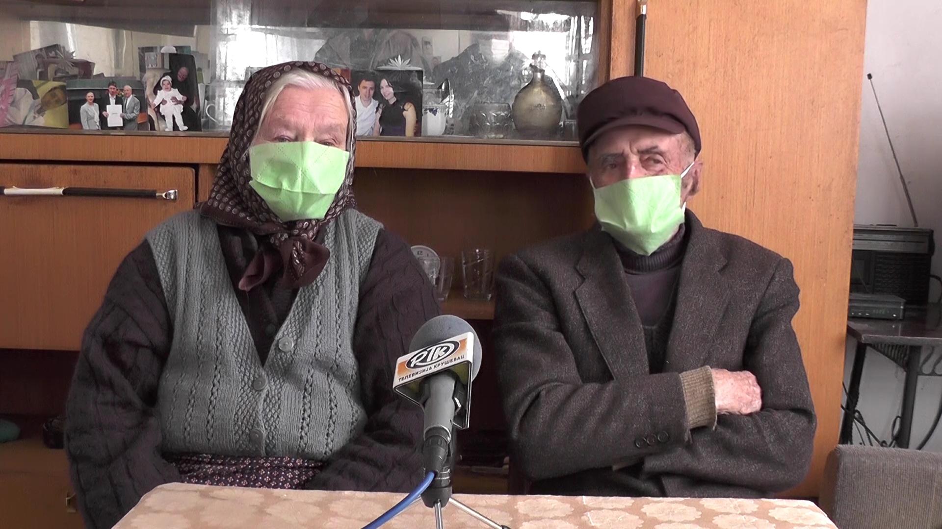 Milići iz Pepeljevca – 65 godina braka