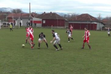 Odigrana 62. utakmica između navijača Crvene Zvezde i Partizana u Parunovcu