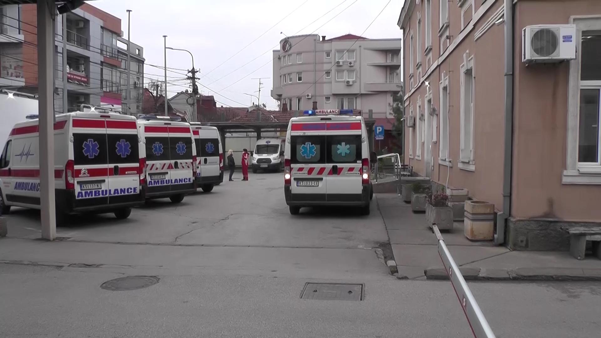 Služba Hitne medicinske pomoći tokom vikenda imala preko 40 izlazaka na teren – u ambulantu se javljali uglavnom kardiovaskularni bolesnici