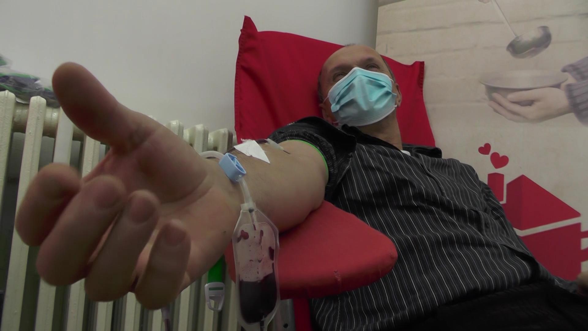 U Crvenom krstu Kruševac u drugoj ovogodišnjoj akciji prikupljeno 60 jedinica krvi