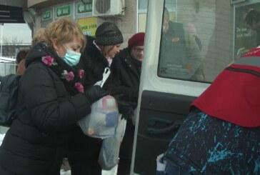Kolo srpskih sestara u saradnji sa Eparhijom kruševačkom – pomoć za domaćinstva nastradala u poplavama zbog izlivanja Južne Morave