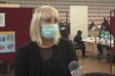 Vakcinacija u Hali sportova teče prema utvđenom planu