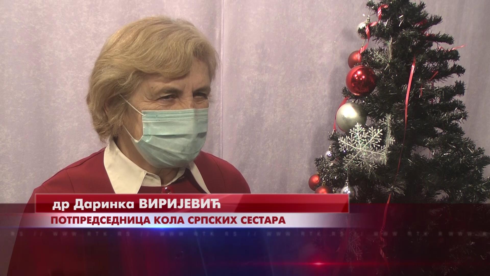 Kolo srpskih sestara povodom pravoslavnih i porodičnih praznika organizovalo više aktivnosti