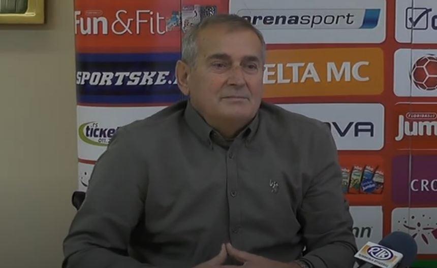 Novi šef stručnog štaba Napretka – Milan Đuričić