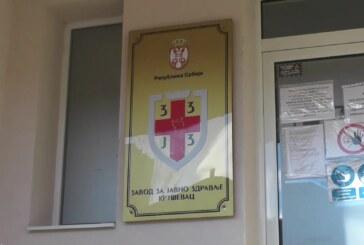 U Rasinskom okrugu prema poslednjim podacima još 84 nova slučaja kovida 19 (u Kruševcu 69)