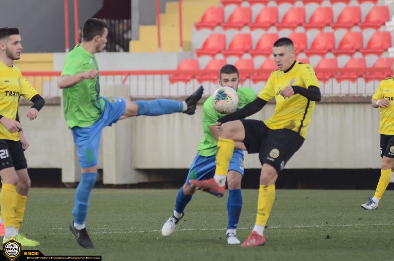 Fudbaleri Trajala na domaćem terenu savladali ekipu Zemuna (2:1)