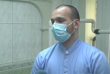 Ekipa stomatološke ordinacije zaustavila krvarenje muškarcu kome je juče prerezana vratna arterija