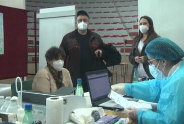 Druga doza vakcine u Hali sportova u Kruševcu – po potrebi i na kućnoj adresi