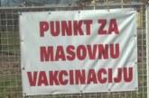 Masovna vakcinacija stanovništva protiv kovida 19 nastavljena i danas u kruševačkoj Hali sportova