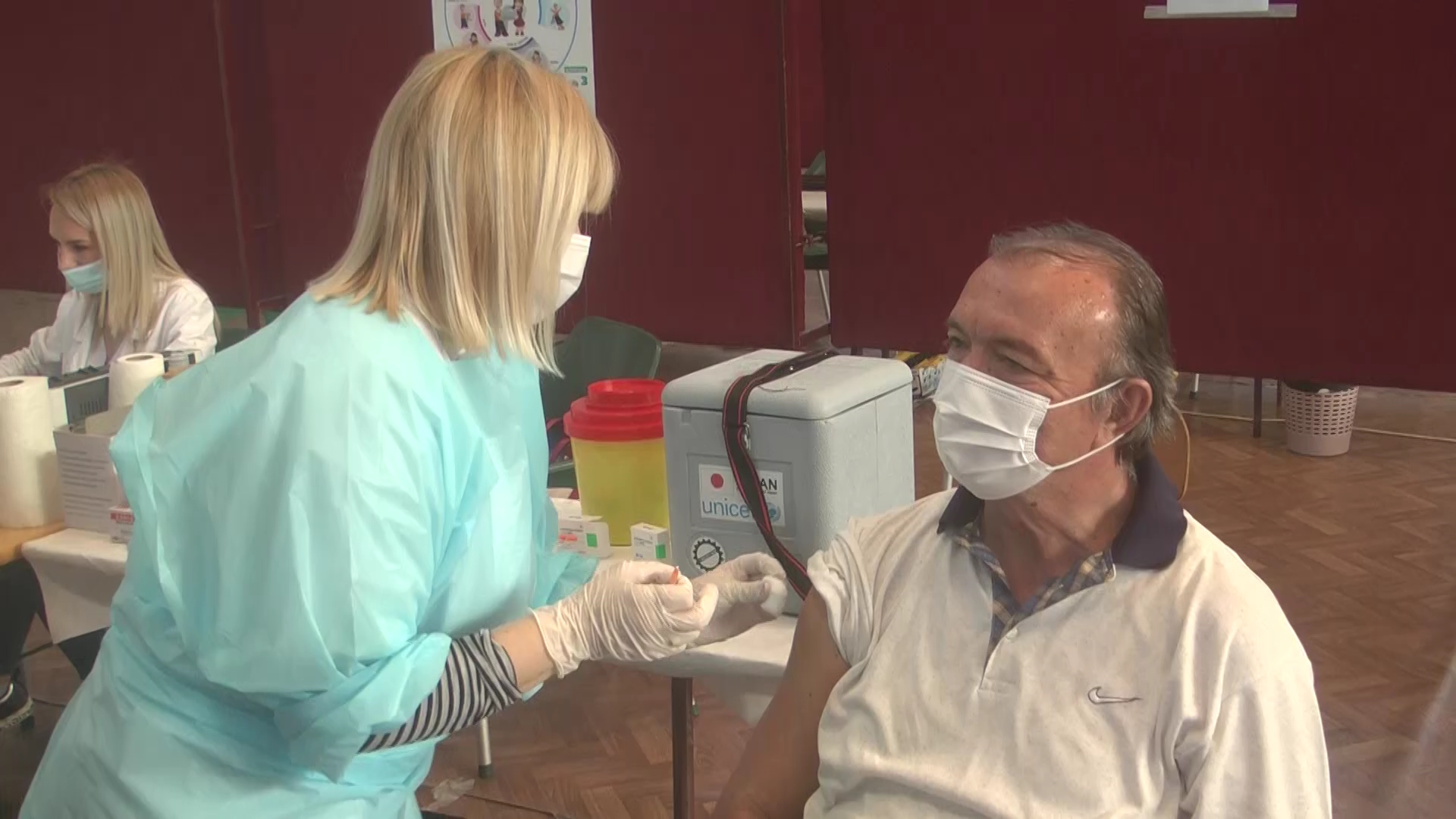 U Kruševcu vakcinisanje i Astra Zenekom