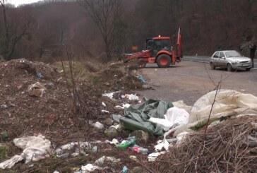 Zajedničkom akcijom JKP Vodovod Kruševac i JKP Blace raščišćeno više deponija u Jankovoj klisuri