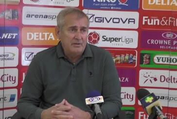 Fudbaleri Napretka u subotu gostuju ekipi Partizana