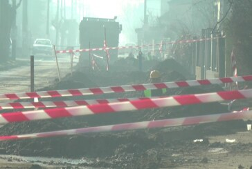 "JKP ""Vodovod"" Kruševac započeo radove na rekonstrukciji vodovodne mreže u Ulici Save Miloševića"