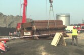 U Gradsku Toplanu stigao najvažniji deo za remont drugog kotla na ugalj