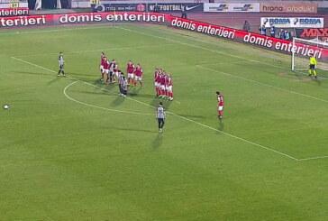 Partizan nadigrao Napredak u Beogradu (3:0)