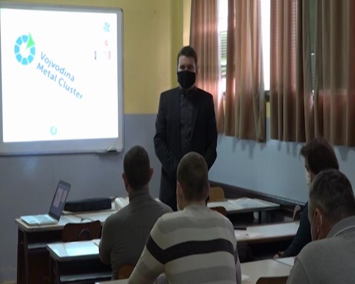 Sastanak privrednika Trstenika i Udruženja Vojvodina Klaster