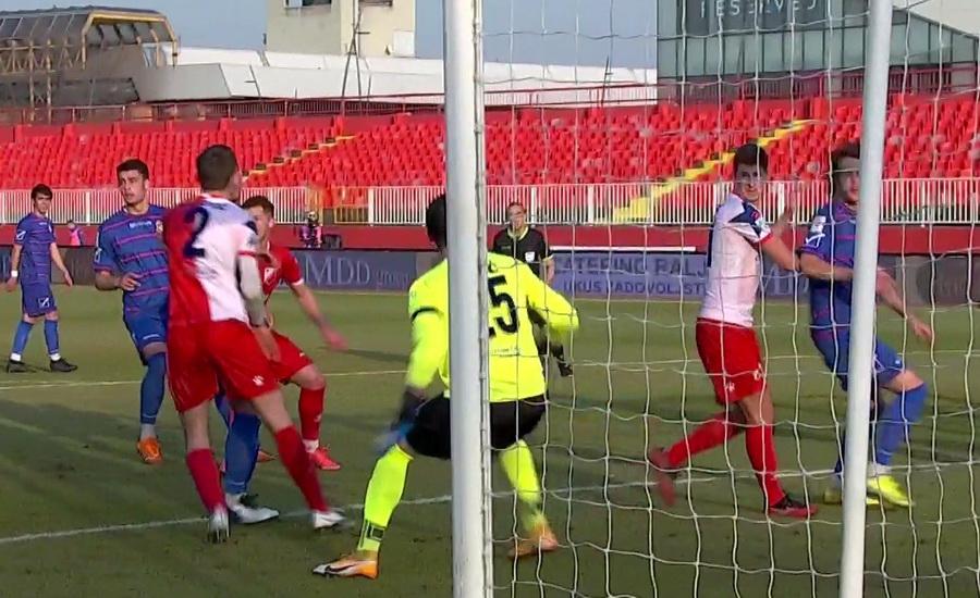 Fudbal: Napredak poražen od Vojvodine u Novom Sadu (VIDEO)
