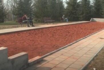 Izgradnja terena za boćanje i dalje nekima u Kruševcu služi za obmanjivanje javnosti