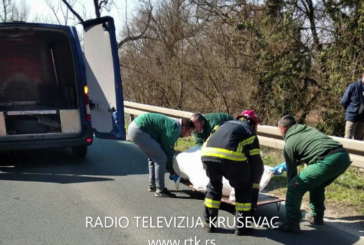 U Zapadnoj Moravi pronađeno telo i druge žrtve saobraćajne nezgode u Mrzenici (VIDEO)