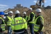 Direktor Koridora Srbije Aleksandar Antić obišao radove na prvoj deonici Moravskog koridora od Pojata do Kruševca