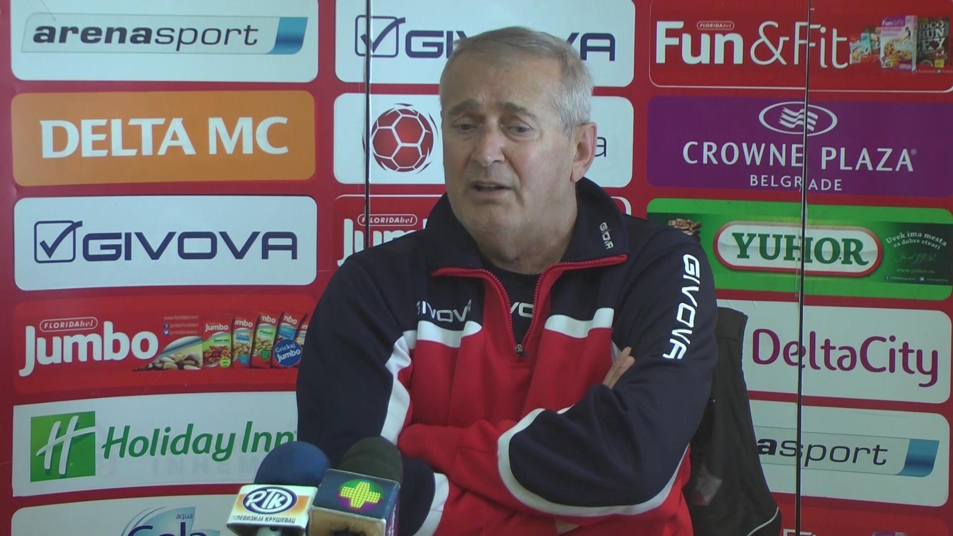 FK Napredak uoči 26.kola – uzdrmani porazom od Rada – optimisti jer ima još 13 kola do kraja prvenstva