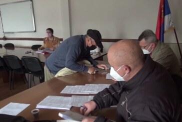 U organizaciji Opštine Aleksandrovac i Radarskog centra Kruševac pojedinačni sastanci sa protivgradnim strelcima