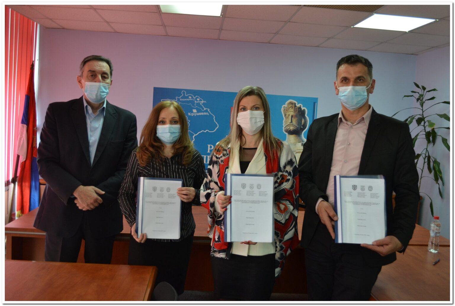 Potpisan Međuopštinski sporazum o saradnji i načinu upravljanja i održavanja Postrojenja za prečišćavanje otpadnih voda