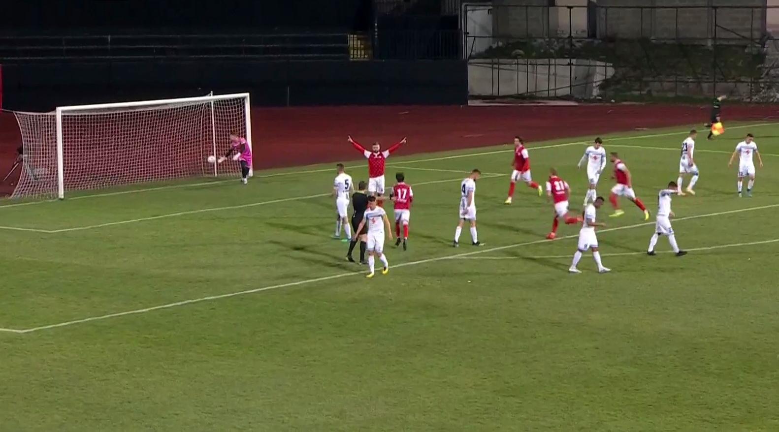 Fudbaleri Napretka pobedili Zlatibor u Užicu