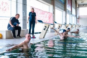 """Na državnom prvenstvu Specijalne olimpijade u plivanju pet medalja takmičarima """"Palestre"""""""