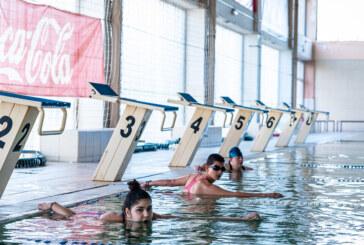 """Plivači kruševačke """"Palestre"""" na državnom prventstvu u Zrenjaninu osvojili pet medalja – dve zlatne, dve srebrne i jednu bronzanu"""