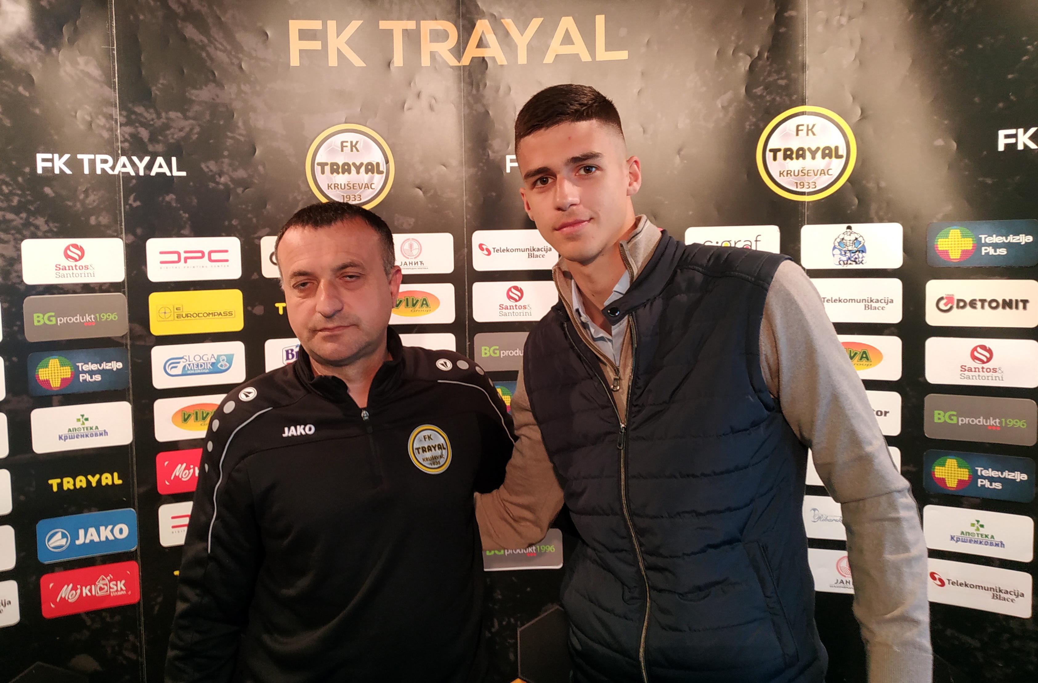 FK Trajal u sredu gostuje ekipi Sloge