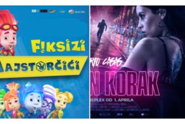 Zbog epidemije Bioskop Kruševac radi sa povremenim prekidima