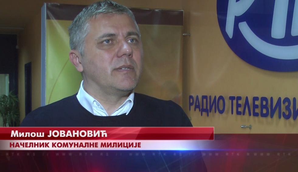 Načelnik Komunalne milicije Miloš Jovanović generalno zadovoljan odgovornošću građana