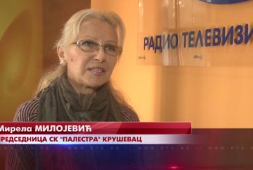"Članovi ""Palestre"" na Kopaoniku se pripremali za Svetske zimske igre Specijalne olimpijade"