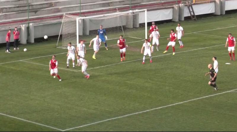Napredak u Kruševcu savladao ekipu Mačve sa 2:0