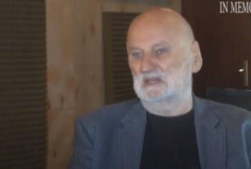 Poslednji intervju Zoran Simjanović dao za Televiziju Kruševac