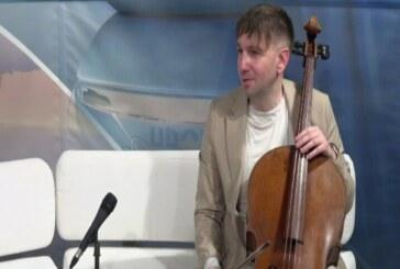 Đorđe Radić član Beogradske filharmonije – želi da u Kruševcu osnuje kamerni orkestar