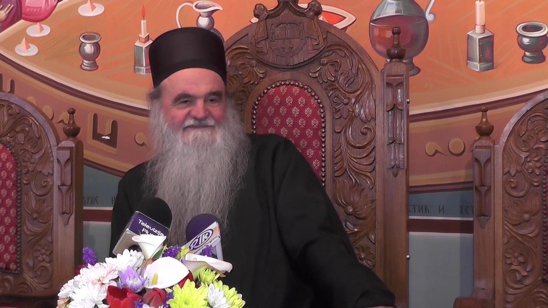 Vaskršnja čestitka episkopa kruševačkog gospodina Davida