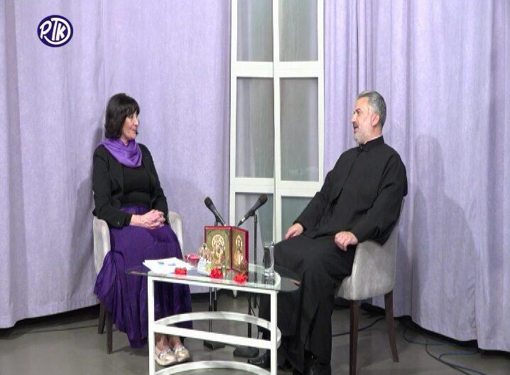 "Gost ""Svetosavske bašte"": Protojerej Nenad Radosavljević – sveštenik Sabornog hrama Svetog Đorđa"