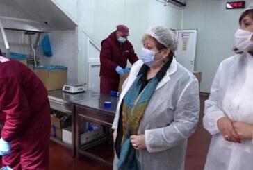 """Ministarka privrede Anđelka Atanasković, posetila porodičnu firmu """"Sweet Home"""" u bruskom selu Batote"""