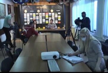 Vanredna konferencija za novinare u FK Trajal: Demantovani navodi da je utakmica protiv Jagodine u okviru 23. kola Prve lige Srbije nameštena