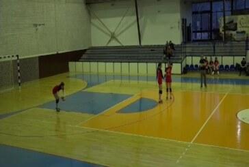"""Odbojkaški klub """"Kneginja Milica"""" iz Trstenika u međuokružnoj ligi zauzima prvo mesto"""