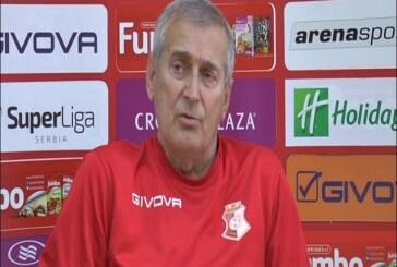 Fudbaleri Napretka dočekuju ekipu Crvene zvezde