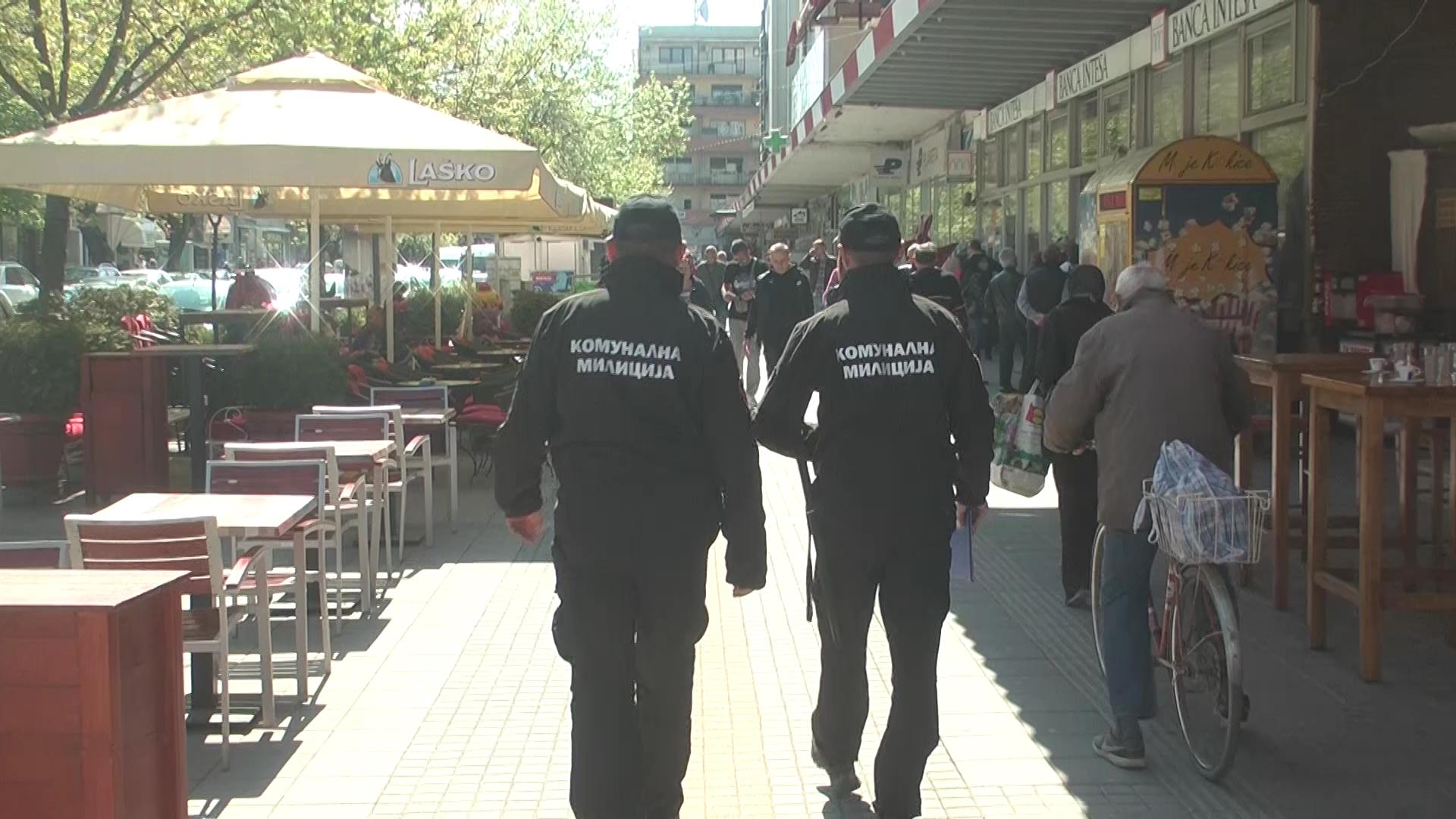 Kruševačka Komunalna milicija na osnovu preporuka kriznog štaba svakodnevno obilazi bašte ugostiteljskih objekata
