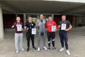 """Medalje za kruševačke kik boksere na """"Beograd trofeju"""""""