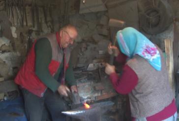 Kata i Slobodan Radojević, kovači iz Sebečevca