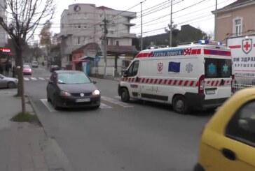 Služba Hitne medicinske pomoći tokom vikenda imala povećan obim posla