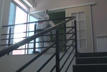 U Centru za osobe sa invaliditetom u Kruševcu kompletna dezinfekcija